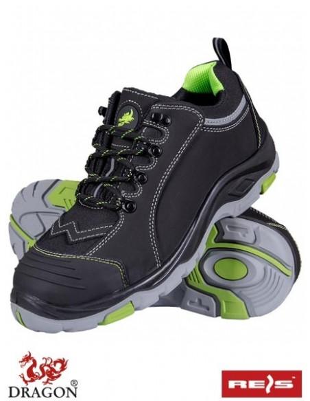 BRWINSON-P_BSZ - Pantofi de protectie S3 cu bombeu metalic si lamela
