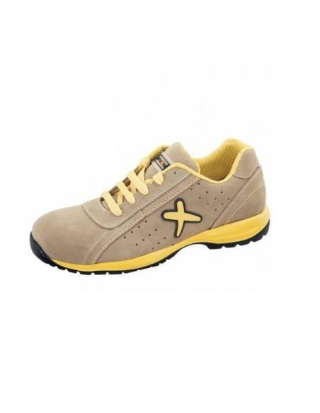 Misano -Pantofi de protectie S1P cu bombeu compozit si lamela