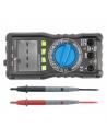 Multimetru digital utilizat pentru diagnosticarea si detectarea componentelor electrice defecte HT1E600 Hogert