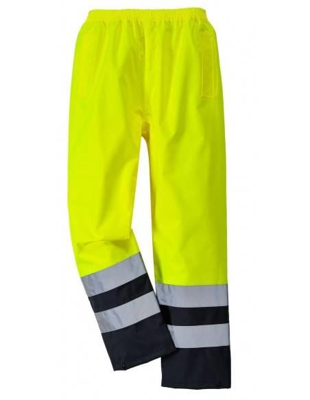 Pantaloni Bicolori HiVis Traffic