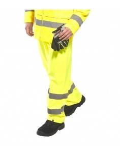 Pantalon de Ploaie Hi-Vis