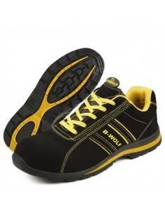 Pantofi de protectie WOLF S1P