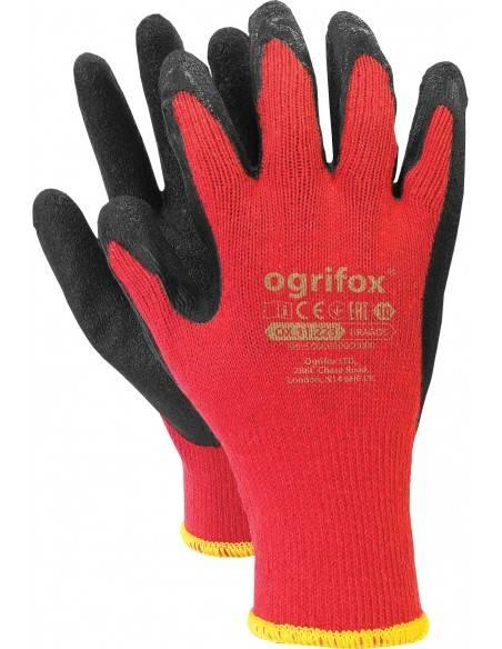 OX-DRAGOS MANUSI DE PROTECTIE LATEX -SET 12 PER