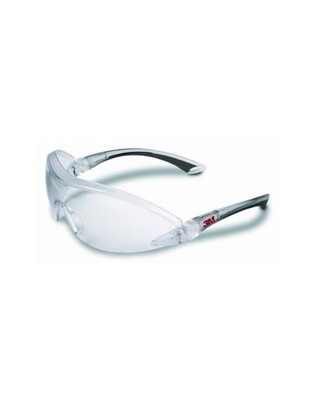 Ochelari de protectie 3M cu lentile transparente ,anti-zgariere si anti-aburire