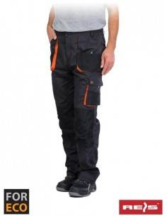 Pantaloni de protectie FORECO-T SBP RAW POL