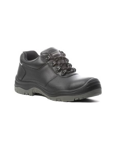 Pantofi de protectie  cu compozit S3 SRC FREEDITE negri