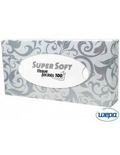 Servetele albe, Raw Pol, Deco Box, 100 buc