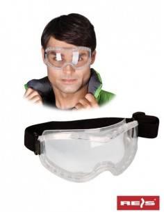 Ochelari de protectie GOG-FLEXIFOG Raw Pol