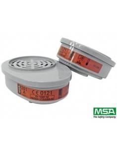 SET Semimasca de protectie respiratorie ADV 200 si Filtru MSA-PO-A2, 2 buc