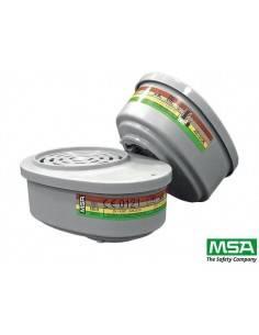 SET Semimasca de protectie respiratorie ADV 200 si Filtru MSA-PO-A2B2E1K1, 2 buc