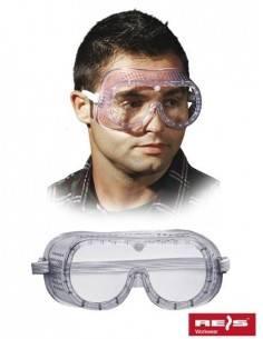 Ochelari de protecție Gog Dot  Raw Pol