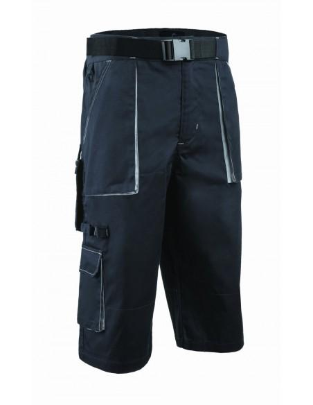 Pantaloni de protectie scurti  Navy/Paddock II CoverGuard, Ganteline