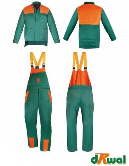 Costum de protectie antitaiere , Raw Pol