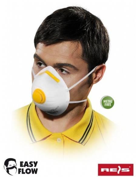 Masca de protectie  FPP1-V-ZF + SUPAPA