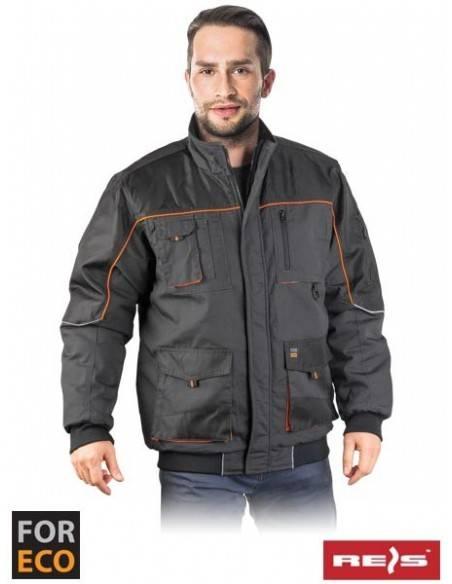 Jacheta de protectie izolata For-win din tercot