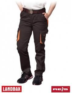 Pantaloni de protectie de dama Frauland, Raw Pol