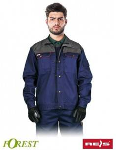 Jacheta de protectie pentru lucru FOREST