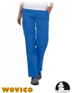 Pantaloni de protectie, confortabili, pentru dame