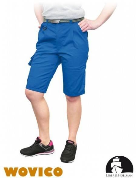 Pantaloni scurti de protectie pentru dame LH-WOMVOB-TS