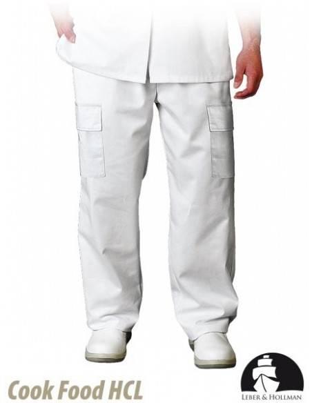 Pantaloni de protectie cu talie inalta LH-HCL_TRO