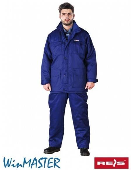 Set de protectie format din Jacheta UMO-LONG/PUS și pantaloni UMO-LONG/PLUS izolat