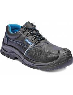 Pantofi de protectie O1 raven fara bombeu metalic