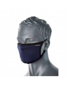 Masca faciala din tesatura anti-microbiana cu 3 straturi