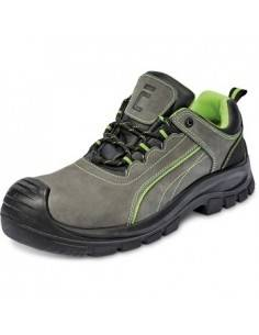 DERRIL MF S3 SRC pantofi gri cerva