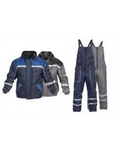 Costum de iarna matlasat ( jacheta+ salopeta)