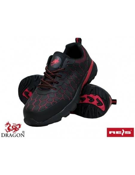 Pantofi de protectie SB BRDRACO - bombeu metalic