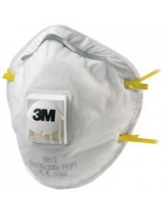 Masca 3M™8812 FFP1 NR D cu supapa