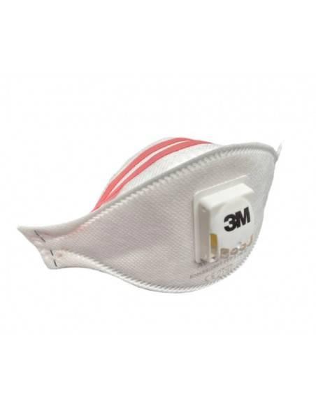Masca  FFP3 - 3M™ Aura™ 9332+ NR D de protectie respiratorie cu supapa Cool Flow™