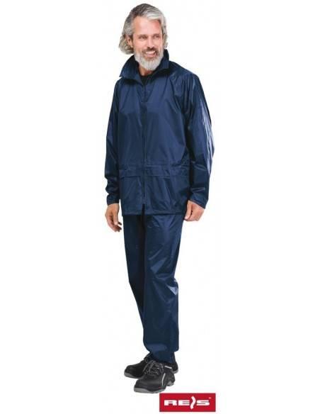 KPL-Costum impermeabil pentru ploaie