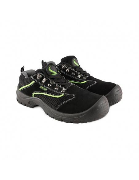 Pantofi cu bombeu metalic EMERTON S1 Low