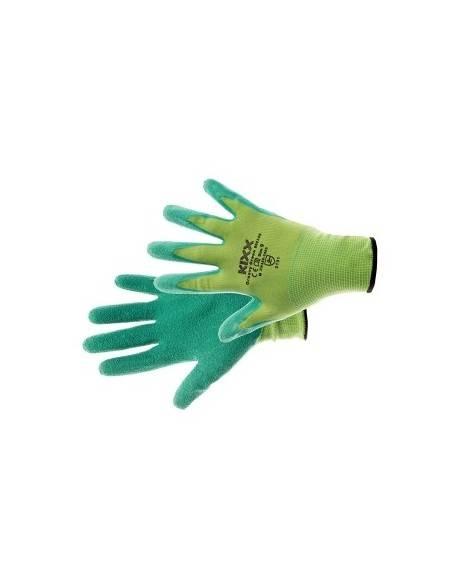Manusi de protectie imersate Groovy Green Cerva