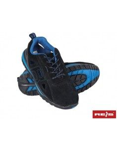 Pantofi de protectie SB cu bombeu metalic BRBORNEO