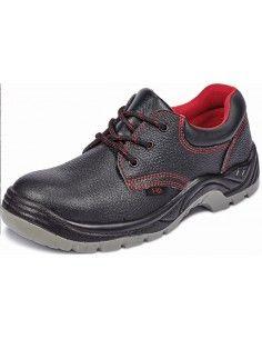 Pantofi de protectie S1 SC-02-001 Cerva cu bombeu metalic