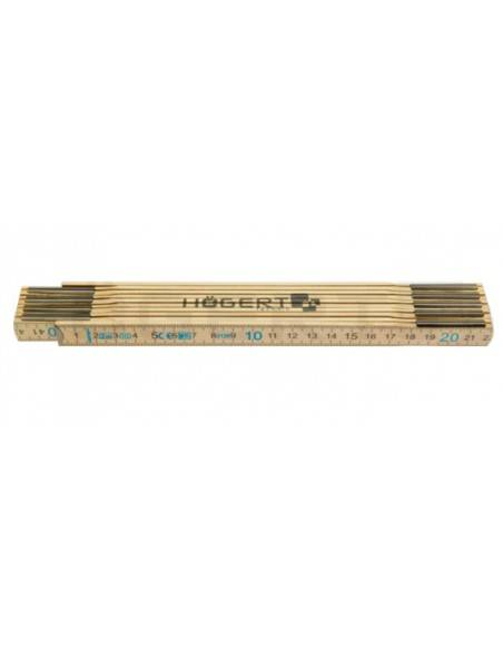 Metru de lemn de 2 m