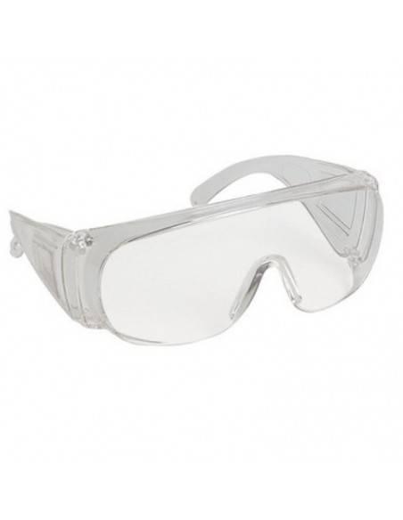 Ochelari de protectie, Visilux, cu lentile incolore, anti-zgariere