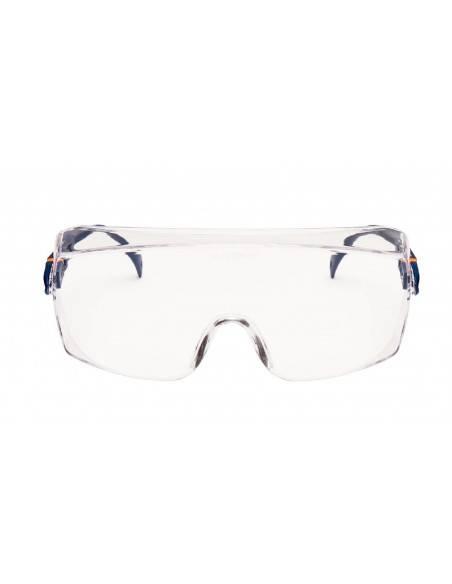 Ochelari de protectie 3M-2800 anti-UV si antizgariere