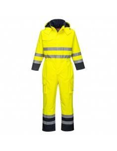 S775-Combinezon de protectie Bizflame Rain Hi-Vis Multi Portwest