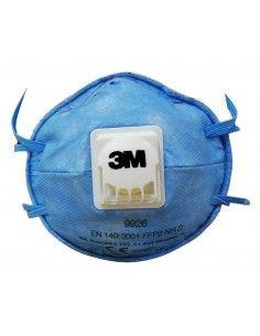 Masca de protectie 3M-9926 FFP2 cu supapa + carbune activ