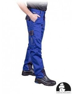 Pantaloni de protectie talie LH-SPECWELD-T material ignifug