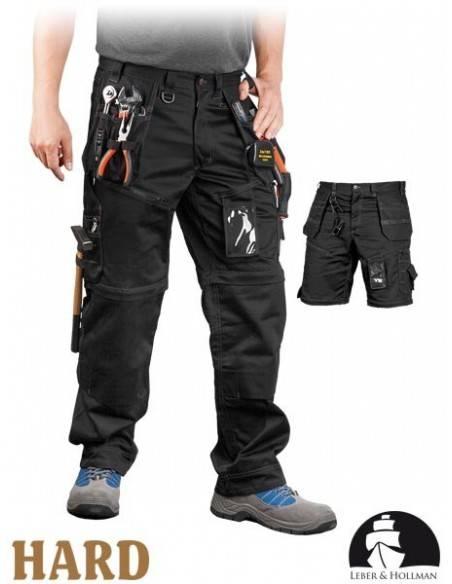 Pantaloni de protectie 2 in 1 LH-PEAKER pentru lucru