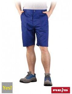 Pantaloni  scurti de protectie, clasici barbatesti YES-TS