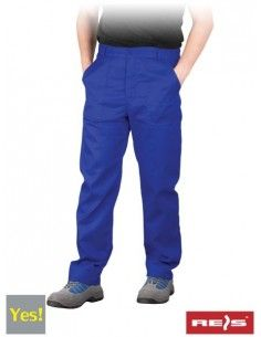 Pantaloni talie de protectie, croi clasic YES pentru lucru