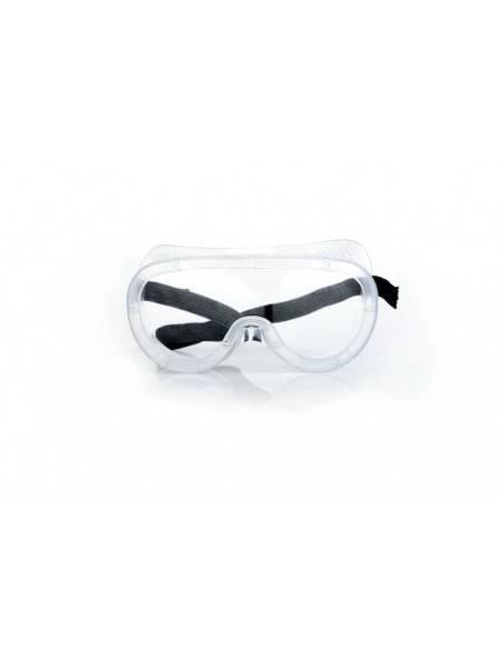 Ochelari de protectie Monolux antizgariere cu ventilatie directa
