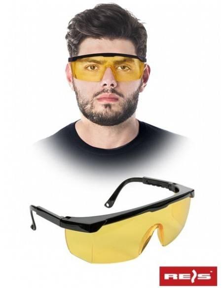 Ochelari de protectie antizgariere GOG-FRAMBER