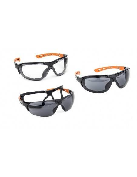 Ochelari de protectie, Spiderlux, antizgariere si antiaburire