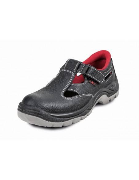 Sandale de protectie O1 SC-01-002 Cerva fara bombeu